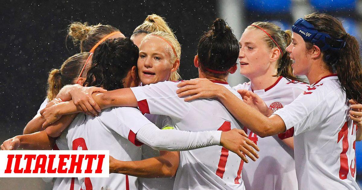 Tanskan Jalkapallomaajoukkue Pelaajat