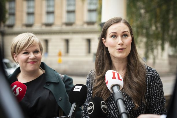 Annika Saarikon johtama keskusta ei lopulta päätynytkään eroamaan Sanna Marinin (sd) hallituksesta.