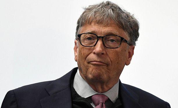 Bill Gates, 62, käyttää nykyään aikansa säätiöönsä, joka pyrkii torjumaan äärimmäistä köyhyyttä maailmalla ja parantamaan Yhdysvalloissa erityisesti koulutusta.