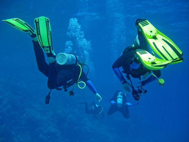 Hondurasissa kuvataan tosi-tv-ohjelma, jossa 32 sukeltajaa kilpailevat 10 000 dollarin palkinnosta. Myös suomalaiset voivat osallistua kilpailuun.