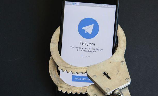 Venäjä yrittää estää Telegramin käytön.