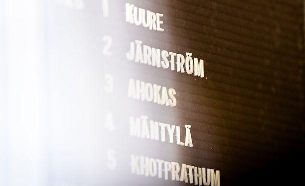 Myös tämä nimitaulu voi olla historiaa sen jälkeen, kun EU:n tietosuoja-asetusta aletaan noudattaa myös Suomessa.