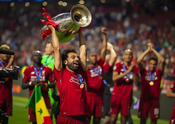 Mestarien liigan puolustava mestari Liverpool on luonnollisesti arvonnan ykköskorissa.