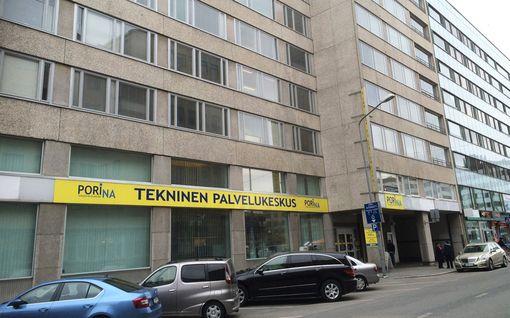 """Poliisi eristi palvelukeskuksen Porissa - komisario: """"Mistään vakavasta ei ole kyse"""""""