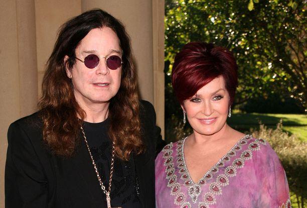 Sharon Osbourne on uhannut hemmotella pojantyttönsä pilalle.
