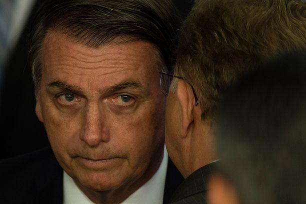 Jair Bolsonaro haluaa muuttaa Brasiliaa konservatiivisemmaksi.