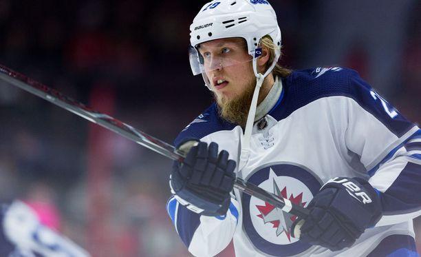 Tampereelta kotoisin oleva Patrik Laine eteni Winnipeg Jetsin kanssa viime kaudella NHL:n konferenssifinaaleihin.