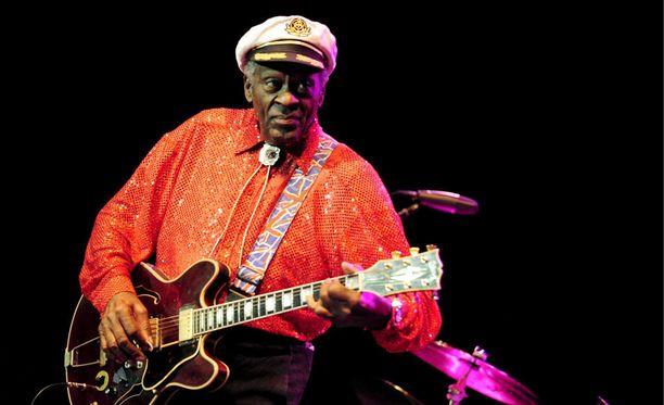 Rock'n'roll -pioneeri Chuck Berry on kuollut, kertovat yhdysvaltalaismediat.