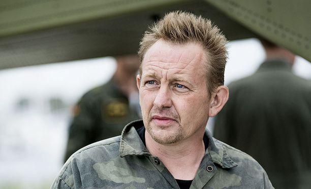 Peter Madsen kertoi poliisille haudanneensa Wallin mereen.