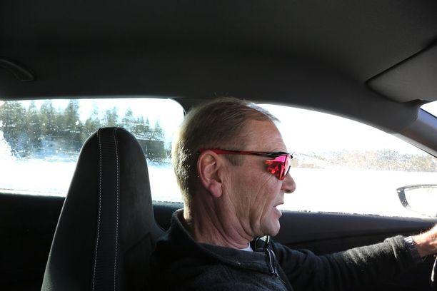 Juha Kankkunen iloitsee, että suomaisten rallimenestys jatkuu Esapekka Lapin ja Kalle Rovanperän tapaisten lahjakkuuksien ansiosta.