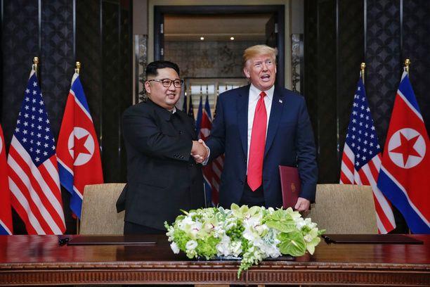 Neuvottelut ovat merkittävä askel Pohjois-Korealle, arvioi asiantuntija Antti Leppänen.