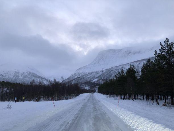 Kolme suomalaista miestä ja ruotsalaisnainen katosivat Tamokdalenissa tammikuun alussa.