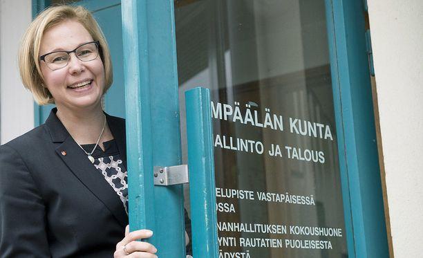 Lempäälän kunnanjohtaja Heidi Rämö on myös Suomen Kuntajohtajat ry:n hallituksen puheenjohtaja.