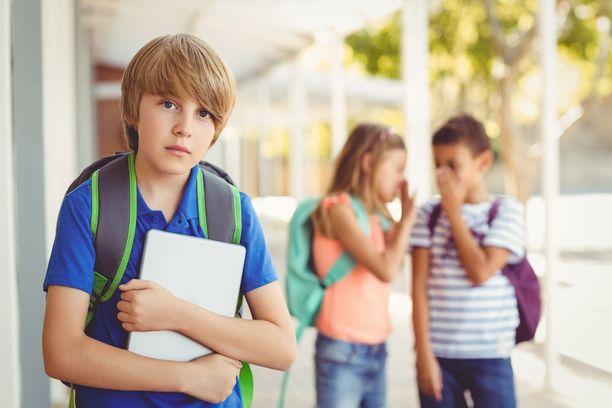 Koululaitosten tulee huolehtia siitä, että ne ovat oppilaille turvallisia paikkoja. Kuvituskuva.