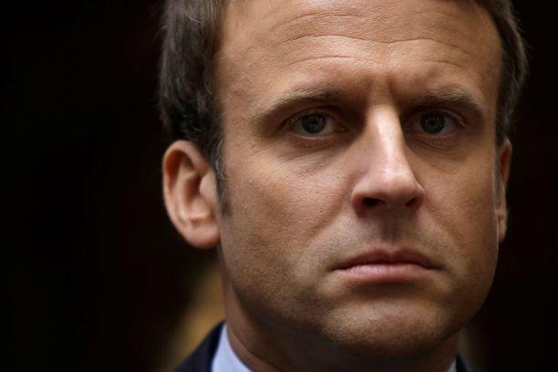 Emmanuel Macron tiivistäisi yhteistyötä Euroopan unionissa.