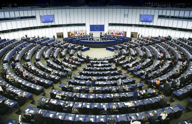 17.3.2017 Euroopan parlamentti kokoontuu täysistuntoihin Ranskan Strasbourgiin.