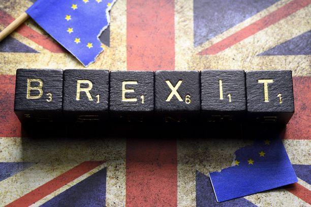 Vielä ei ole tiedossa, milloin Britannia eroaa EU:sta.