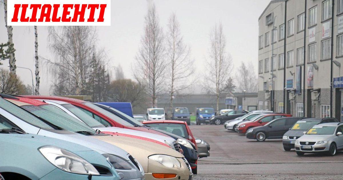 Yksityinen Autokauppa