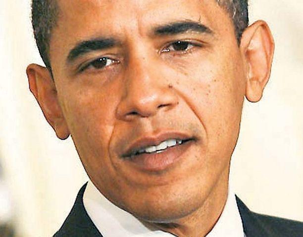 Pilakuva Barack Obamasta on poikinut arvosteluryöpyn.