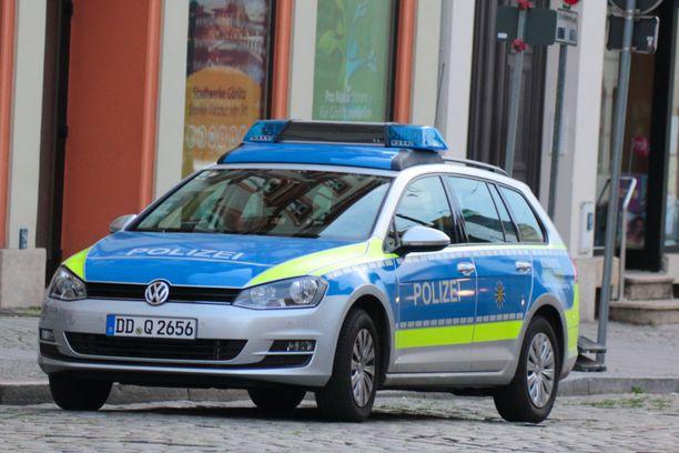 Poliisi yllättyi, kun kuuli kaksikon selityksen siitä, kumpi heistä oli istunut ratin takana. Kuvituskuva.