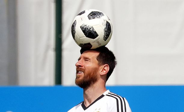 Leo Messin pitäisi tiistaina johdattaa Argentiina voittoon.