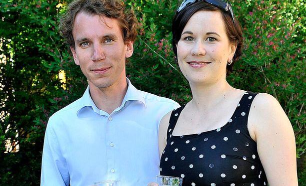 Juha ja Maija Itkosella on nyt neljä lasta.