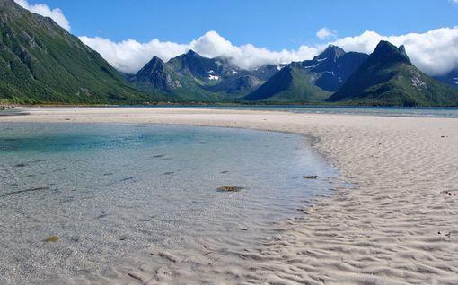 Ranta kuin Karibialta - mutta tämä paratiisi löytyy naapurista!