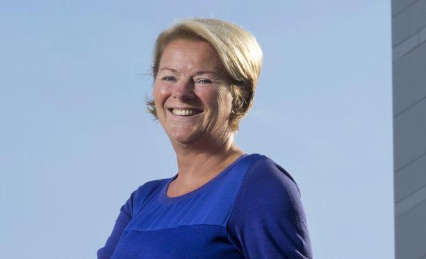 Maarit Toivanen-Koivisto työskenteli perheyhtiössä johtotehtävissä.