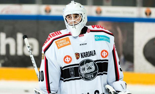 Aleksandar Georgijevillä oli erikoinen avauserä Tampereella.