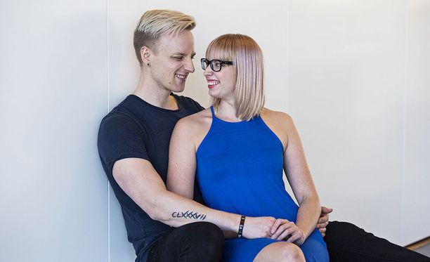 Vilma ja Elias katuvat Temptation Island Suomeen osallistumista.