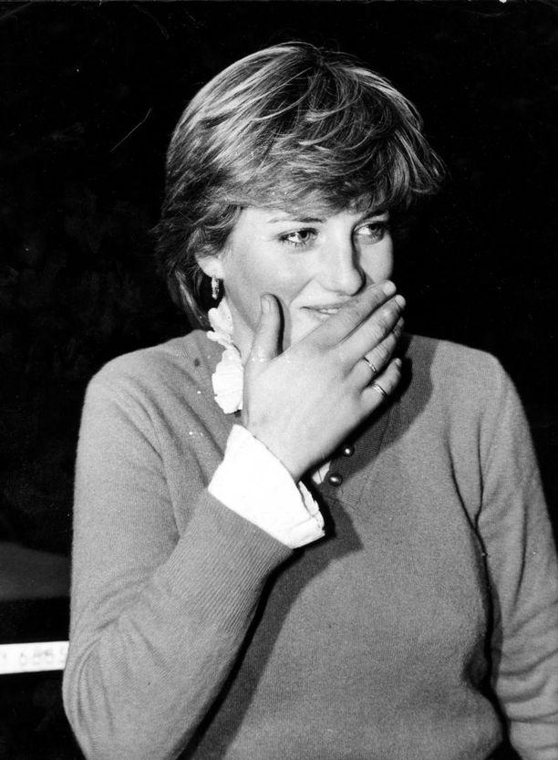 1980-luvulle tultaessa Diana oli puhjennut kukkaan niin, että hän alkoi saada kuninkaallistakin huomiota.