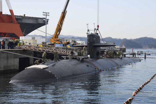 USS Bremerton oli vanhin USA:n laivaston käytössä oleva sukellusvene. Se otettiin palvelukäyttöön vuonna 1981 ja on nyt jo siirretty reserviin.