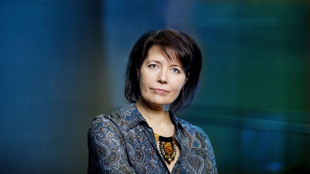 Journalistiliiton puheenjohtaja Hanne Aho on huolissaan siitä, että Suomen oikeuslaitos ei tunnista häirinnän eri muotoja.