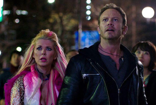 April ja Fin lähtevät pelastamaan Gil-poikaansa.