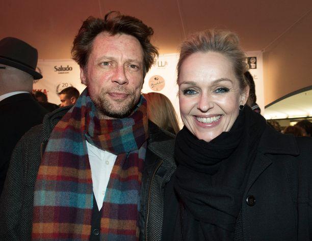 Antti Reini ja Anu Sinisalo olivat yhdessä noin seitsemän vuotta.