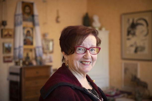 Arja-Kaarina Kuntun mielestä hänelle kävi lopulta hyvin. Hän sai kasvaa rakastavassa kodissa.
