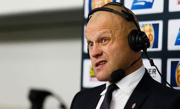 Andreas Johansson jatkaa Modon valmentajana, vaikka seura putosi SHL:stä.