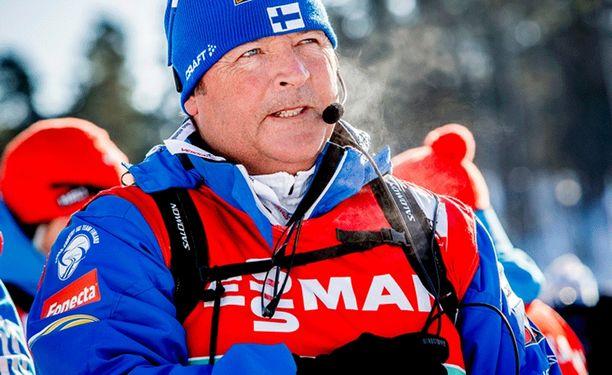 Magnar Dalen laittaa paukkuja Tour De Skihin.