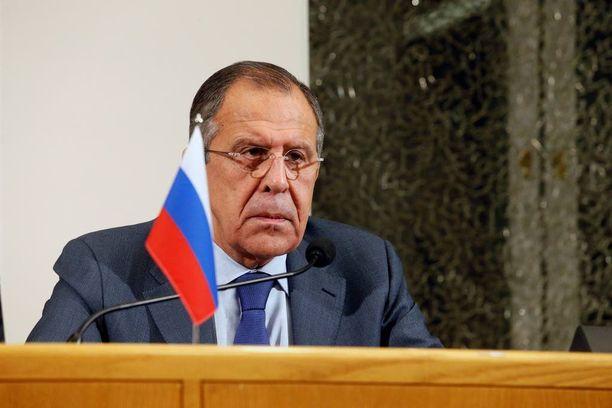 Venäjän ulkoministeri Sergei Lavrov on puhunut tarvittavista toimenpiteistä, mikäli Ruotsi liittyy Natoon.