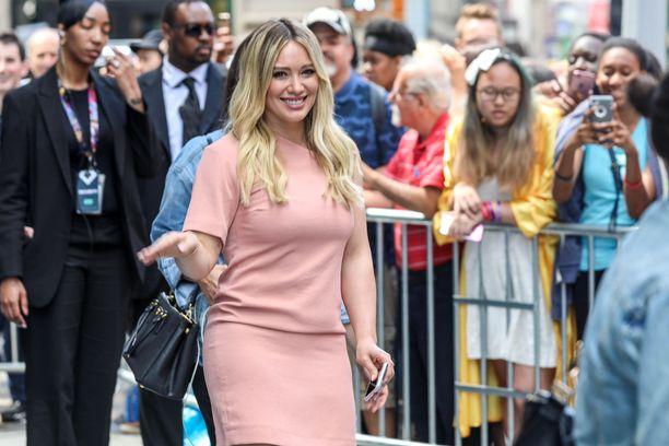 Hilary Duff vuonna 2017.