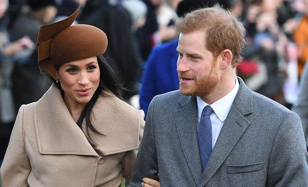 Meghan Marklen ja prinssi Harryn häiden ympärillä riittää huhuja.