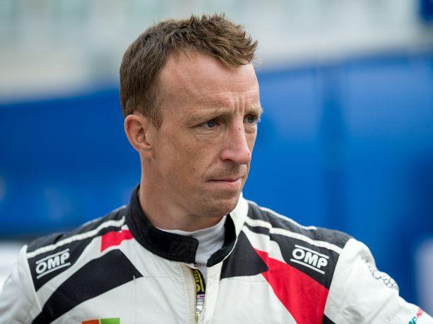 Kris Meeken ura Toyotalla jäi yhden kauden mittaiseksi.