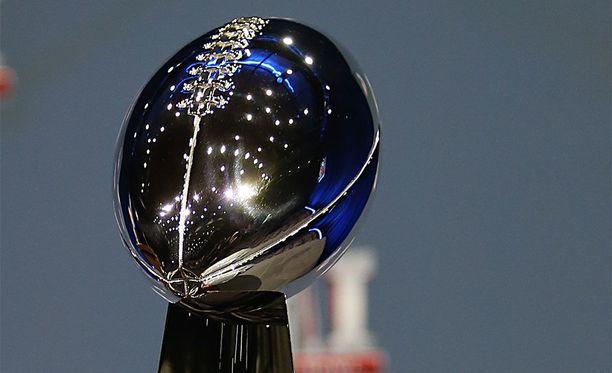 Super Bowlin voittopokaali