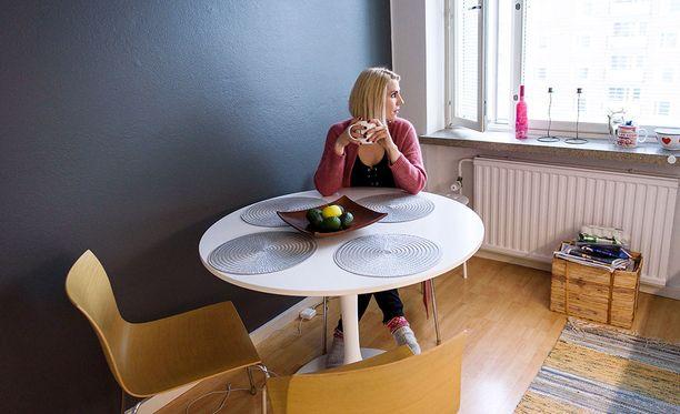 Maija Ilmoniemi sai kaukaa kotoa seitsemäksi kuukaudeksi.