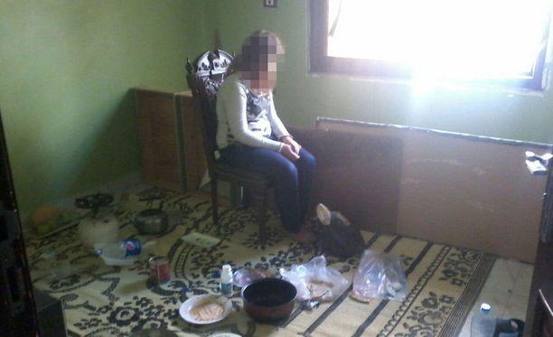 Ruotsista kotoisin oleva suomalaistaustainen tyttö pelastettiin Pohjois-Irakissa sijaitsevasta Mosulin kaupungista