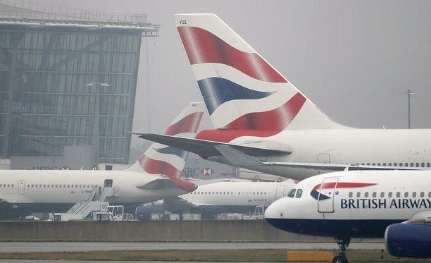 Heathrow on matkustajamäärillä mitattuna jo nyt Euroopan vilkkain lentokenttä.