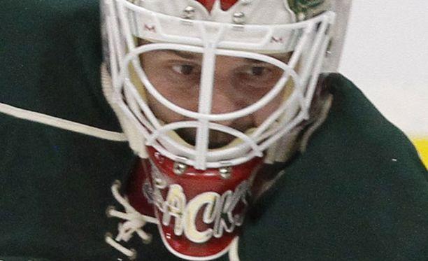 Niklas Bäckströmillä ja Minnesotalla ei sujunut.