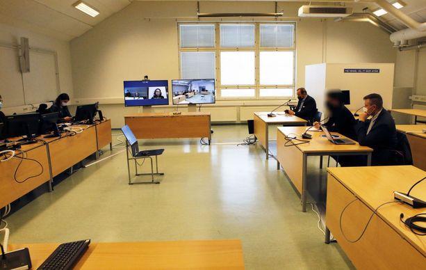 Asiaa puitiin Oulun käräjäoikeudessa.