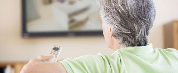 Tv:n katselu on vaarallista, vihjaa tuore tutkimus.