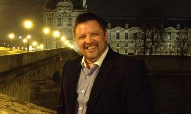 Brian O'Callaghan-Westropp menehtyi vain muutama päivä häidensä jälkeen.